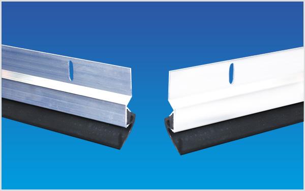 Z calo de aluminio para puerta herrajes oeste - Zocalos de aluminio para cocinas ...