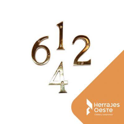 numero-bronce-n