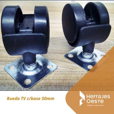 rueda tv 50