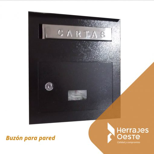 buzon pared sin timbre