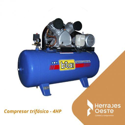 COMPRESOR 4HP
